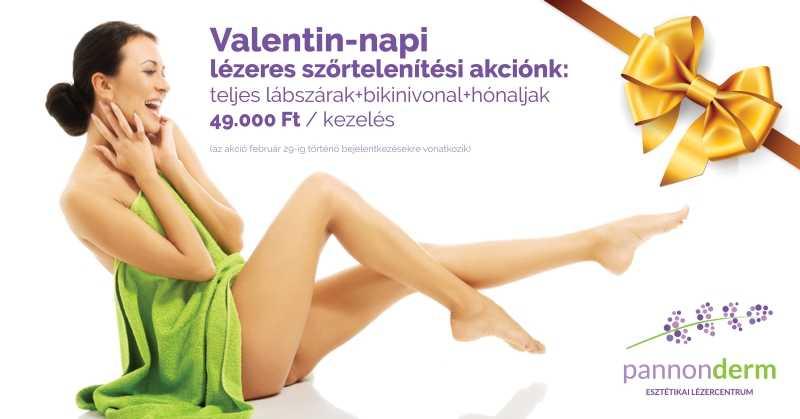 valentin-napi akció